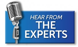 Hear From The Experts CTA